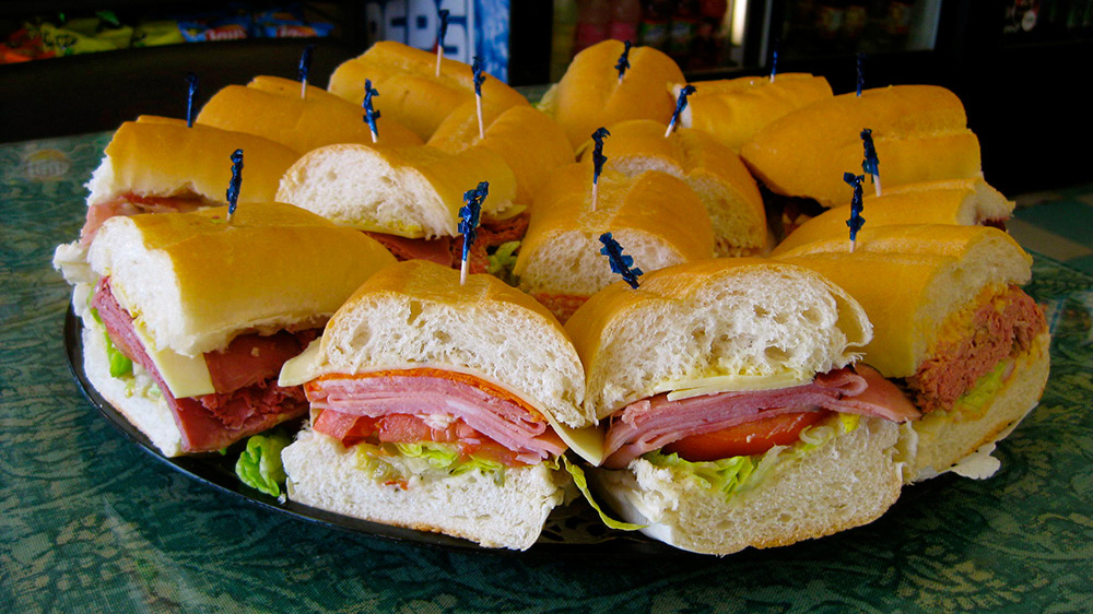 Our famous Specialty Sandwich Platter